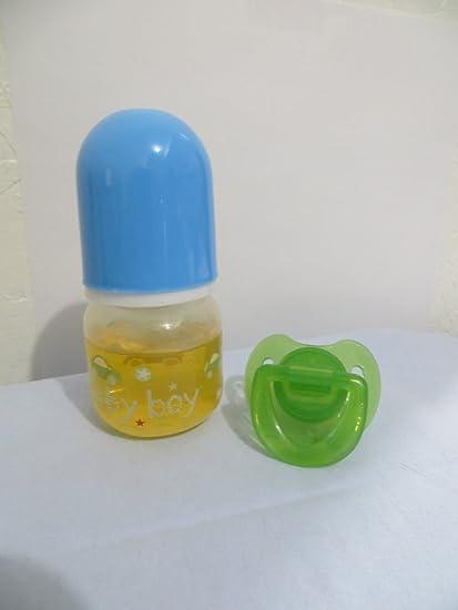 Amazon.com: Reborn botella Vehículos 2oz Preemie botella con ...