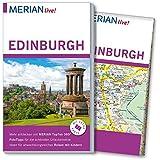 MERIAN live! Reiseführer Edinburgh: Mit Extra-Karte zum Herausnehmen