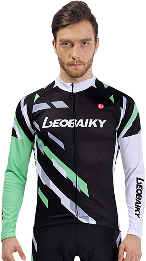 Beydodo Ropa de Hombre Camisas Ropa de Bicicleta Accesorios de ...