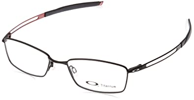 7b51f1c64c36d Image Unavailable. Image not available for. Color  Oakley OX5071-01 Coin  Eyeglasses-Satin Black-54mm