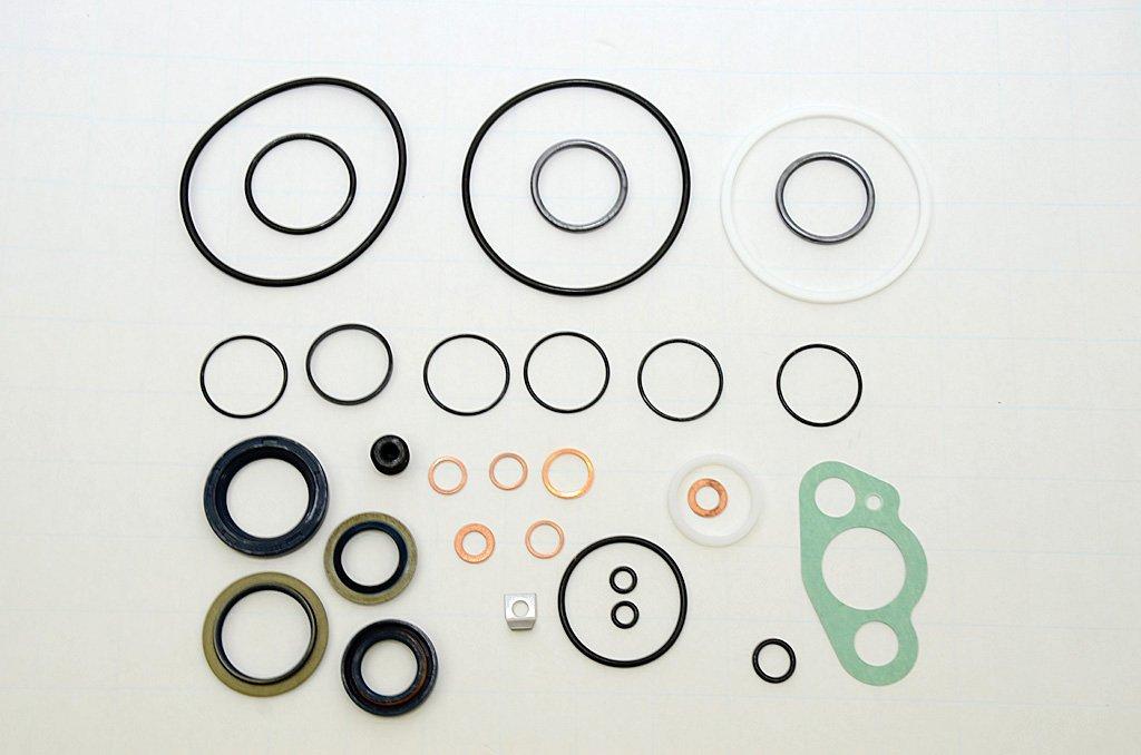 Mercedes W108 W109 W110 W111 W113 W114 MEISTERSATZ Power Steering Box Seal Kit