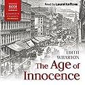 The Age of Innocence Hörbuch von Edith Wharton Gesprochen von: Laurel Lefkow