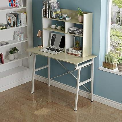 Libreria Ad Angolo Con Scrivania.Zll Scrivania Per Computer Scrivania Per Computer Ad Angolo Per
