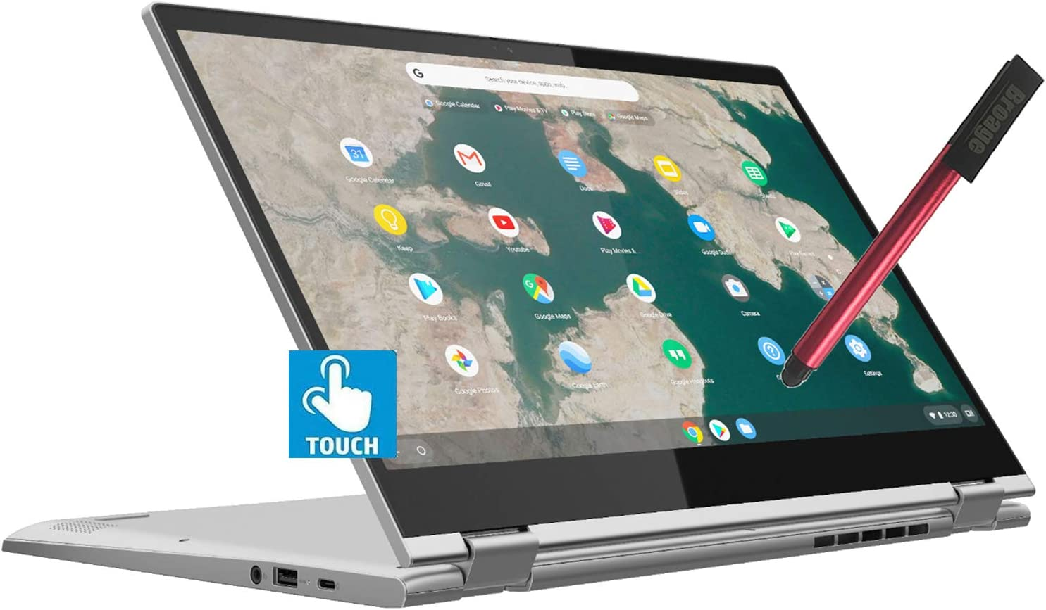Lenovo Chromebook C340 15 2-in-1 15.6