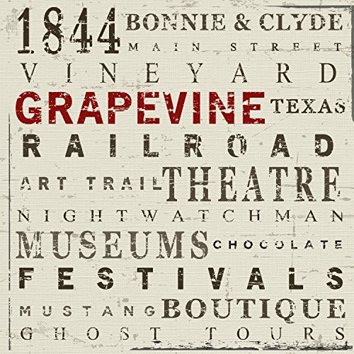 Grapevine: A Visual Journey Through a Beloved Texas Town -