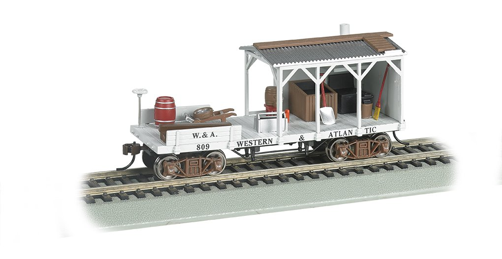 Bachmann Industries Old Time Maintenance of Way Blacksmith Western & Atlantic Rr Freight Car B01LWWAQDG