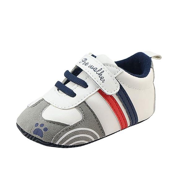 Fossen Bebe Niña Zapatos Recien Nacido Primeros Pasos Antideslizante ...