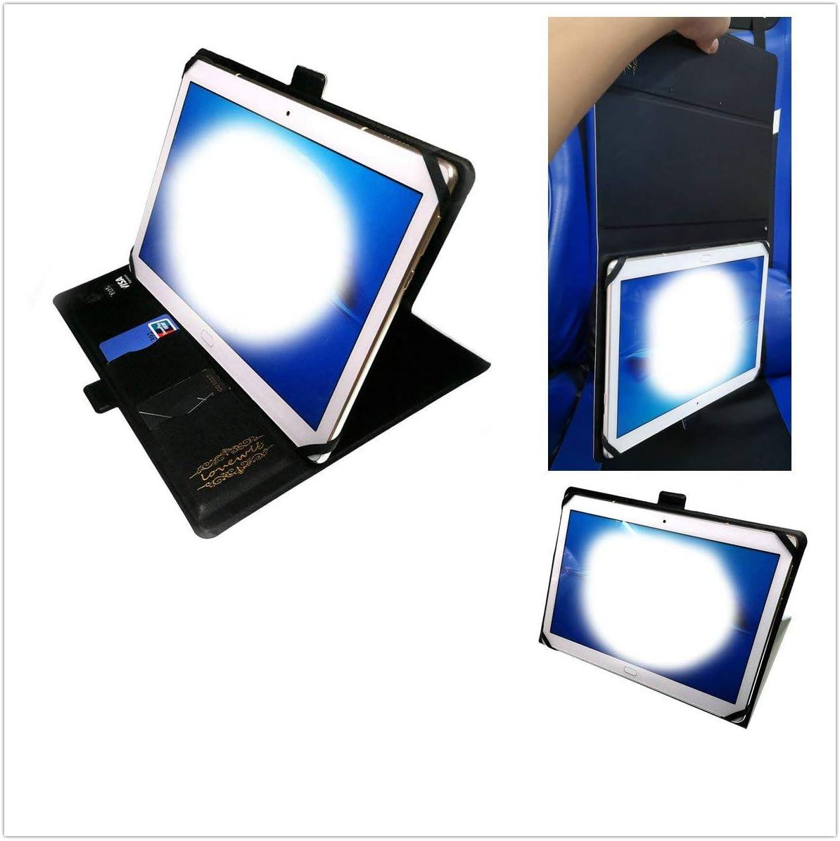 Lovewlb Tablet Funda para Leotec Supernova I216 Funda Soporte Cuero Case Cover Lang