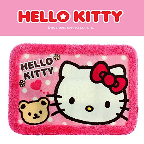 Hello Kitty Bath Mat Rug Bathroom Floor Non-Slip (Pink) by Hello Kitty (Image #1)