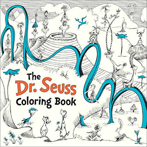 The Dr. Seuss Coloring Book -