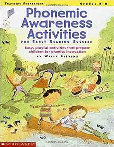 Amazon Phonemic Awareness Activities For Early Reading Success