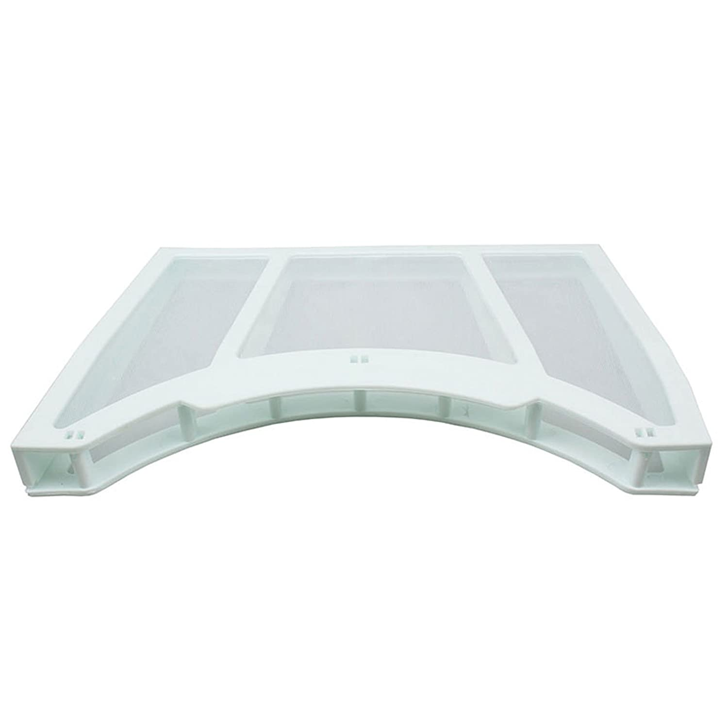 First4Spares Hinged Lint Fluff Cage Filter Screen for White Knight C72AW, C75CW, C767C & C77AB Tumble Dryers