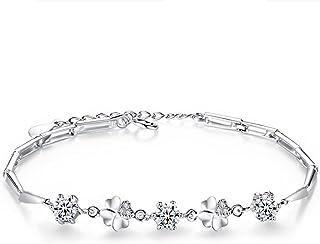 BCDshop Women Colorful Braid Bracelets Multilayer Wrap Bead Wristband Leather Fashion Cuff Bangle