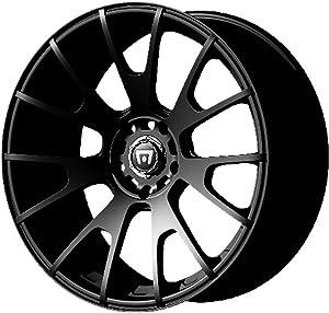 "Motegi Racing MR118 Matte Black Finish Wheel (18x8""/5x4.5"")"