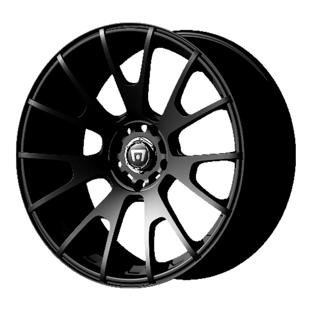 Motegi Racing MR118 Matte Black Finish Wheel (18x8''/5x112mm)