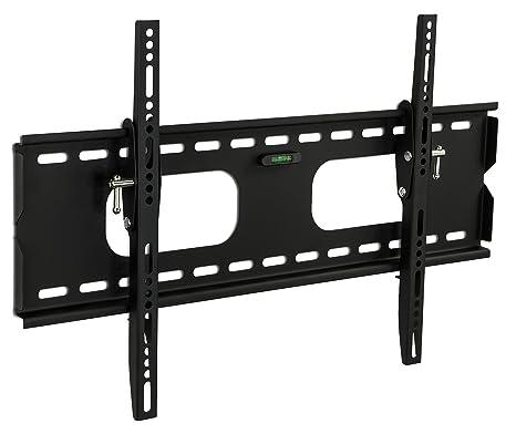 Amazoncom Mount It Low Profile Tilting Tv Wall Mount Bracket For