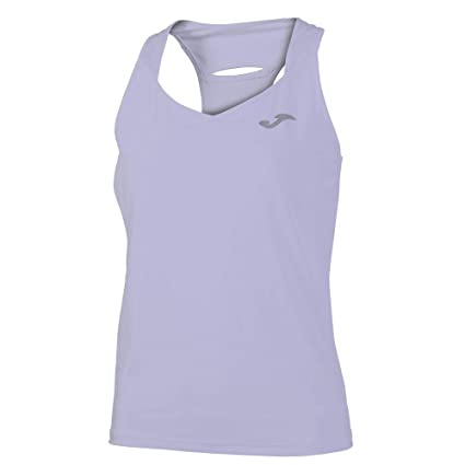 Joma Camiseta Bella Lavanda M/C Mangas, Mujer: Amazon.es: Deportes ...