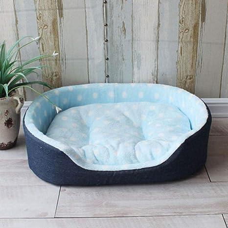 Pethomely Casa de Perrera Mascotas Cama de Perro Grande y ...