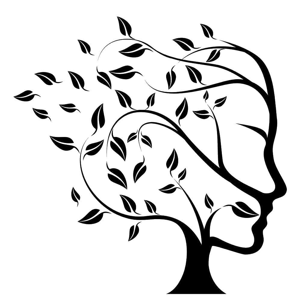 TOL6 TOL6 TOL6 Schablone für das menschliche Kopf, wiederverwendbar, A3, A4, A5 und größere Größen, Wanddekoration, Baum des Lebens, Selbstklebende Folienschablone, S Größe - 70 x 100 cm, 27.6 x 39.4 in B07KW8824Z | Bestellungen Sind Will 31934f