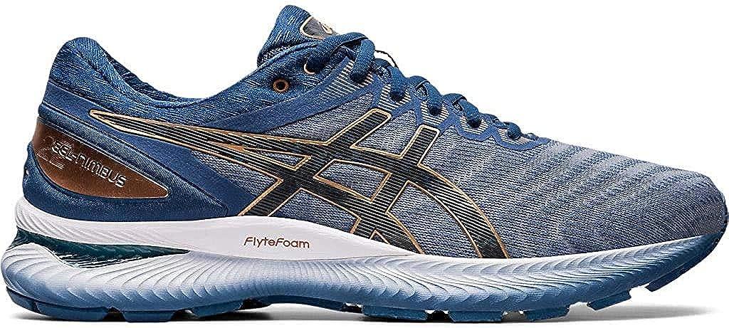 ASICS Gel-Nimbus 22 - Zapatillas de correr para hombre: Amazon.es ...