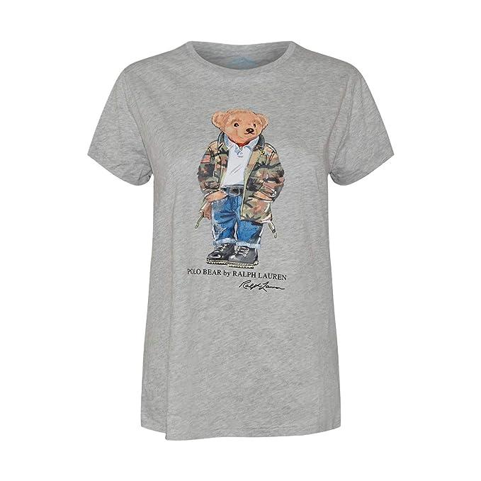 c8daef41b88 Polo Ralph Lauren Women s Limited Polo Bear T-Shirt (Large