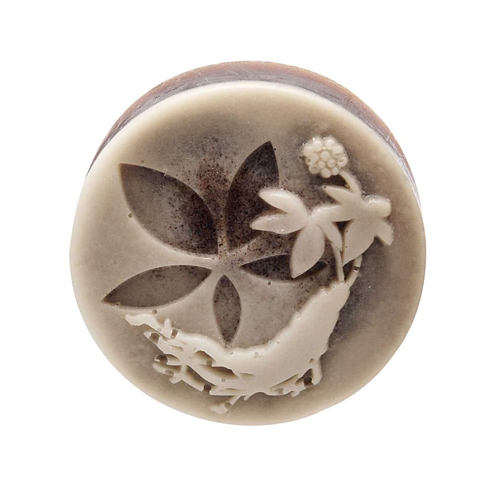 ANS Fermented Dark Black Ginseng Acne Soap (5-Pack)