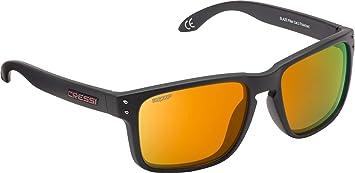 1d9e2bdbbc Cressi Blaze Sunglasses Gafas de Sol con Lentes HTC polarizadas y  repelentes al Agua, Unisex