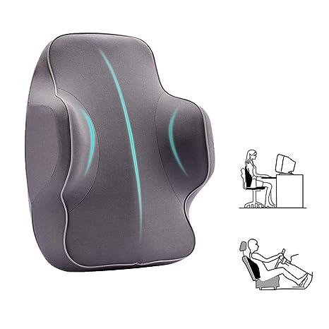 Sensational Amazon Com Ileadon Lumbar Support Pillow For Office Desk Caraccident5 Cool Chair Designs And Ideas Caraccident5Info