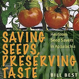 Saving Seeds, Preserving Taste Audiobook