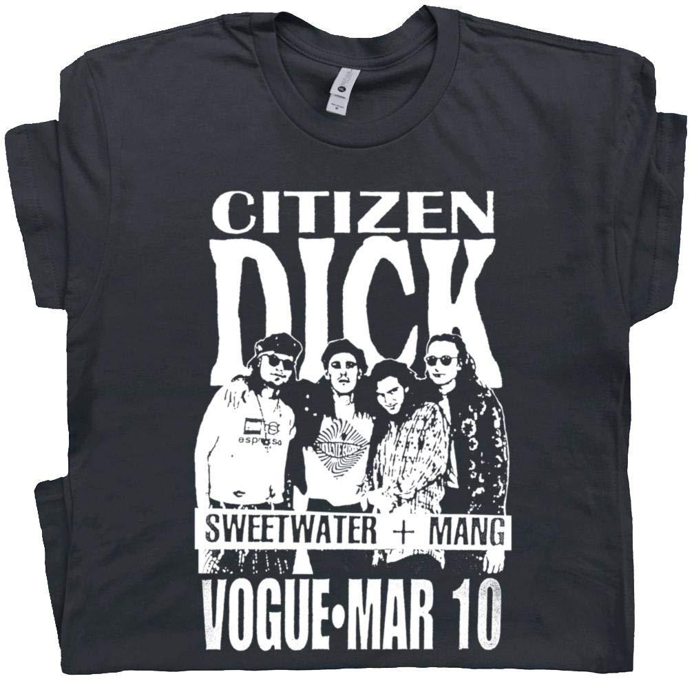 Amazon com: Fictional Band Citizen T Shirt 90s Fake Band Tee