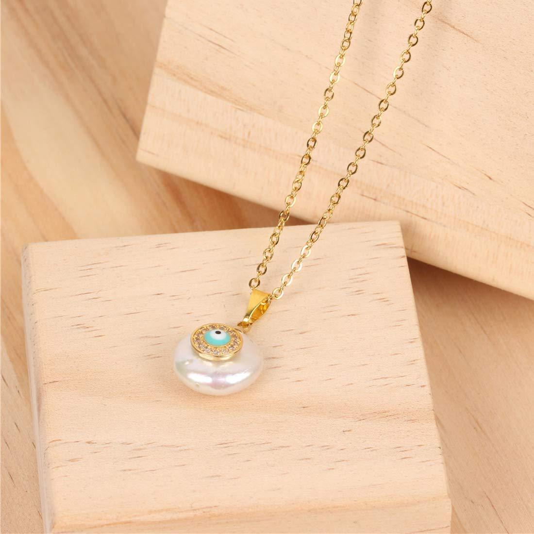 RagBear Evil Eye Charm Greece Blue Necklace Meaning Jewelry from Israel Greek
