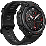 Amazfit T-Rex Pro Smartwatch Fitness Watch with Built-in GPS, Military Standard Certified, 18 Day Battery Life, SpO2, Heart R