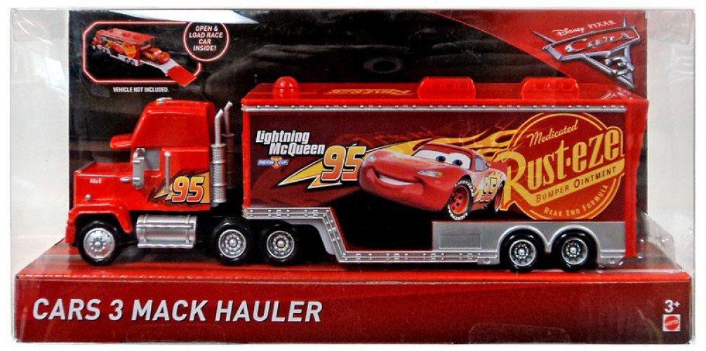 Disney Pixar Cars 3 Mack Hauler Mattel Toys FCL74