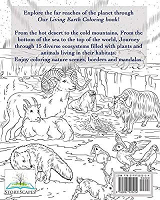 Nature Scenes Coloring Pages   Beach coloring pages, Coloring ...   400x320