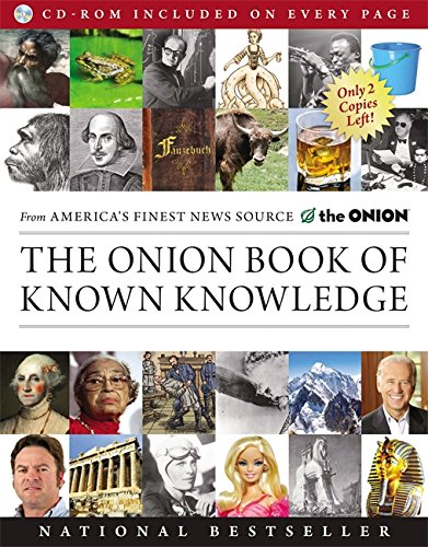 The Onion Book of Known Knowledge PDF