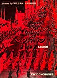 Legion : Civic Choruses, Harmon, William, 0819510653