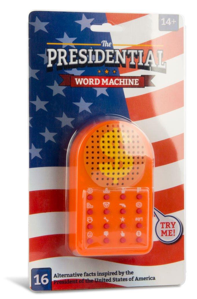 The Presidential Word Machine | 16 Citazioni del Presidente degli Stati Uniti Per Feste e Scherzi In Ufficio | Idea regalo ZOFOX