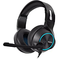 NUBWO 7.1 Gaming Headset for PC, PS4 Headset with Mic Surround Sound USB Gamer Headphones Microphone Skype Playstation 4 PS4 PRO Computer Games Chat Volume Control