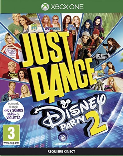 Just Dance Disney Party 2 (Xbox One) English Version by Ubisoft