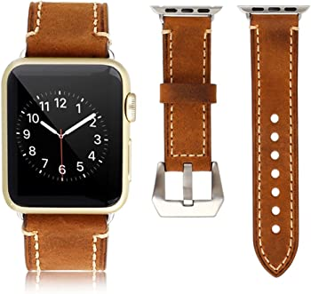 Ponewatch Apple 38mm iWatch Leather Wrist Band