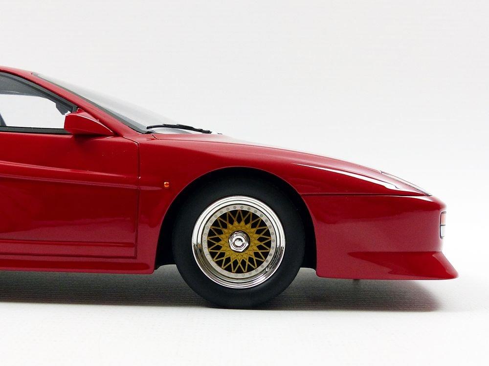 Gt Spirit GT124 Koenig Testarossa Twin Turbo - 1985 (Escala 1/18, Rojo: Amazon.es: Juguetes y juegos