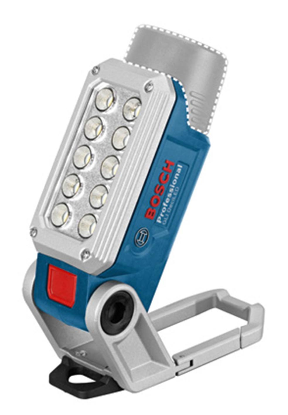 Bosch Professional GLI DeciLED Cordless Worklight (Without Battery and Charger) - Carton 06014A0000