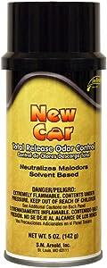 Total Release Odor Fogger, New Car - Black [66-304]