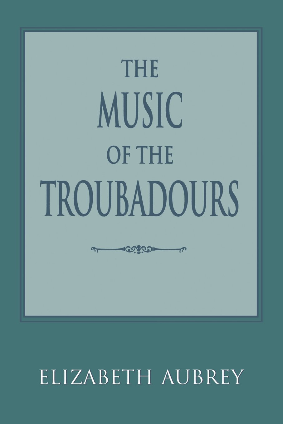 Download The Music of the Troubadours pdf