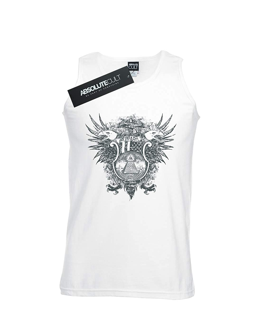 Absolute Cult Drewbacca Mens New World Order Tank Top