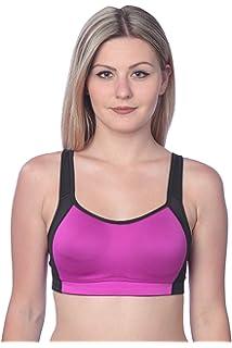 d86e4ca6d7fa39 Champion Women s Spot Comfort Full Support Sports Bra at Amazon ...