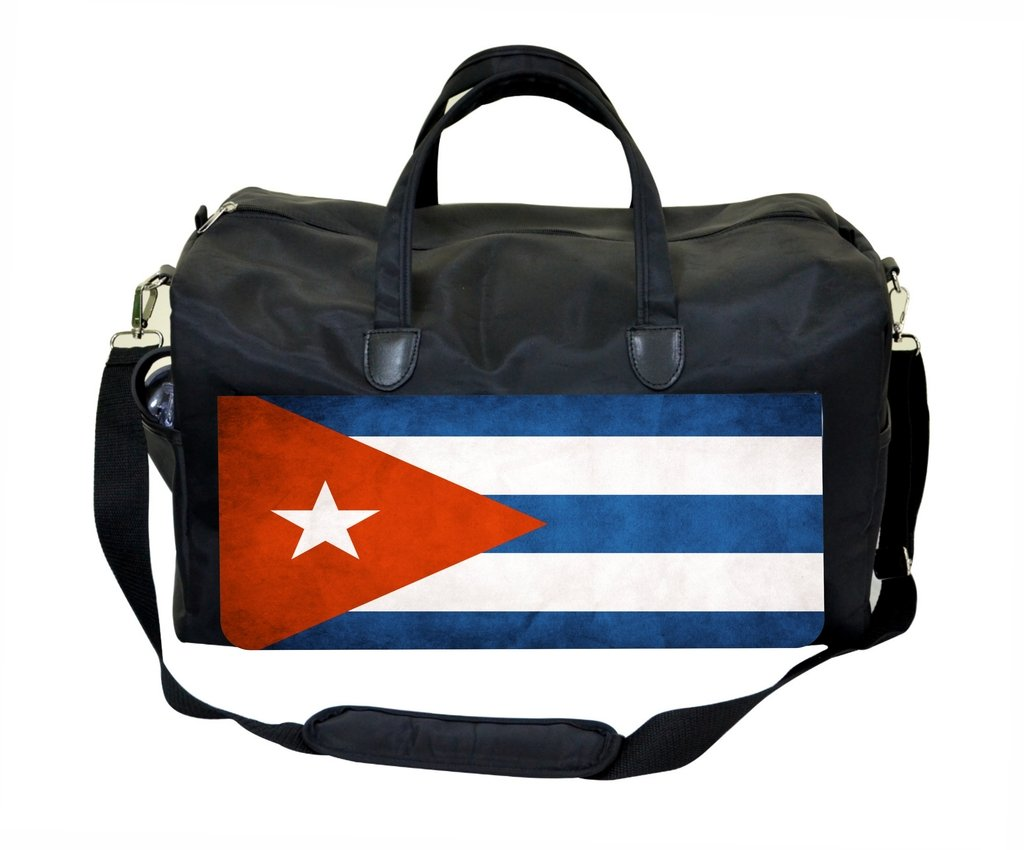Cuban Flag Therapist Bag