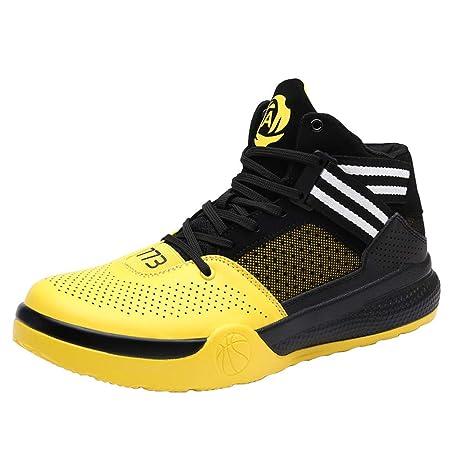 Zapatillas de baloncesto para hombre, zapatillas de ...