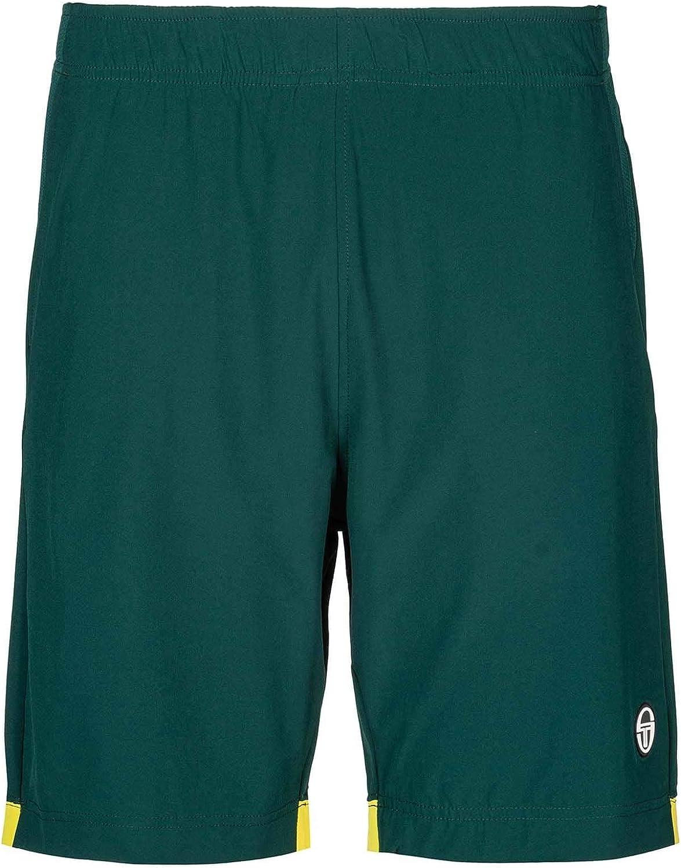 Sergio Tacchini Melbourne Herren Tennis-Shorts