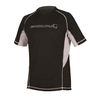 ebaa83956 Amazon.com  Endura Cairn Short Sleeve Cycling T  Sports   Outdoors
